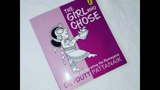 getlinkyoutube.com-Book Review: The Girl Who Chose by Devdutt Patnayak