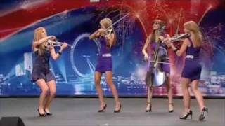 getlinkyoutube.com-Scala - Live Electric Violins - Britians Got Talent