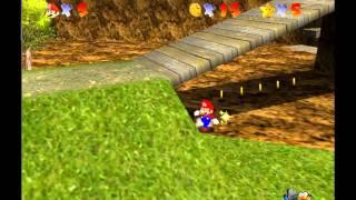 getlinkyoutube.com-Super Mario 64 HD Textures