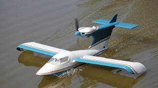 getlinkyoutube.com-Electrifly Seawind RC Plane Review and Flight