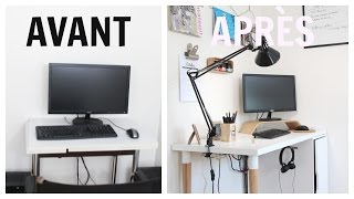 Download video r aliser un bureau gamer gaming room soi for Bureau youtubeur