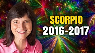 SCORPIO 2016 - 2017 Astrology Predictions | Barbara Goldsmith