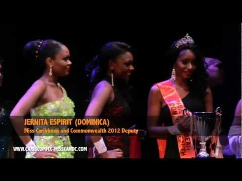 Butterflymodels Overview - Miss Caribbean and Commonwealth 2012