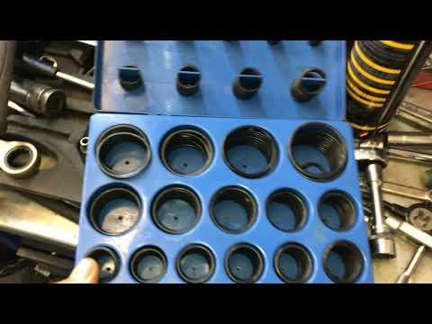 Ремонт течи корпуса щупа/Mazda CX7