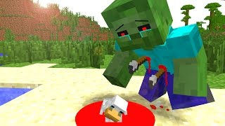 getlinkyoutube.com-All Minecraft Life - Craftronix Minecraft Animation