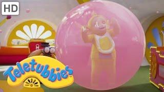 getlinkyoutube.com-Teletubbies: Bubbles (Teletubbies New Series 2016 - Episode 7 Teaser)