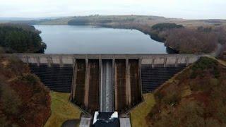 getlinkyoutube.com-Thruscross reservoir & dam, North Yorkshire, UK - FULL Version