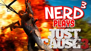 getlinkyoutube.com-Nerd³ Plays... Just Cause 3... Again