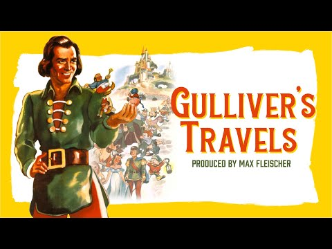 Gulliver's Travels (1939) - Full Movie