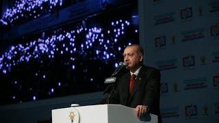 Cumhurbaşkanı Erdoğan 40 ilin belediye başkan adaylarını açıkladı