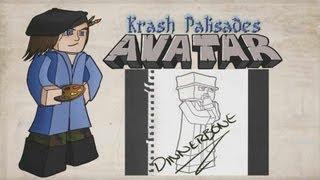 Krash Palisades Avatar #1 - Dinnerbone