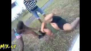 GIRL FIGHTS (mix-up)