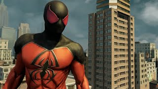 getlinkyoutube.com-NUEVO TRAJE - Spiderman