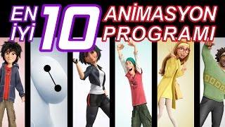 Film ve Oyun Yapımında Kullanılan Aşmış Programlar!