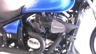 getlinkyoutube.com-Kawasaki Vulcan 900 overview part 2 from Low and Mean
