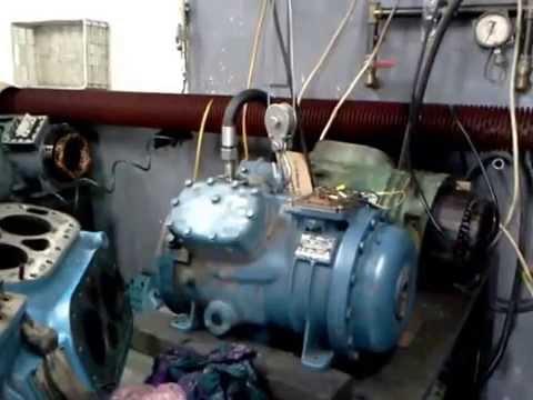 Перемотка электродвигателя Frascold S15-51Y