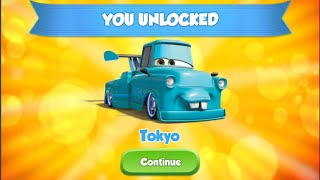 Disney Pixar Cars Fast as Lighting - Tokyo Mater