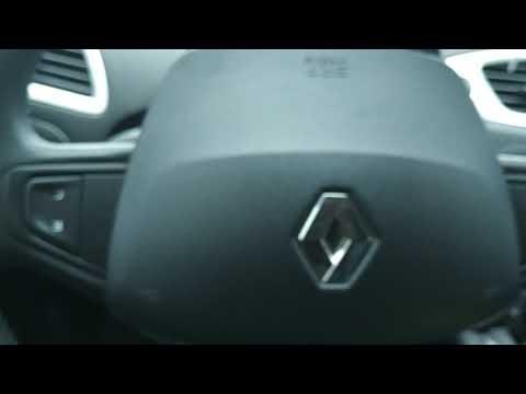 Как снять руль Renault Scenic Как снять подушку безопасности Renault Scenic