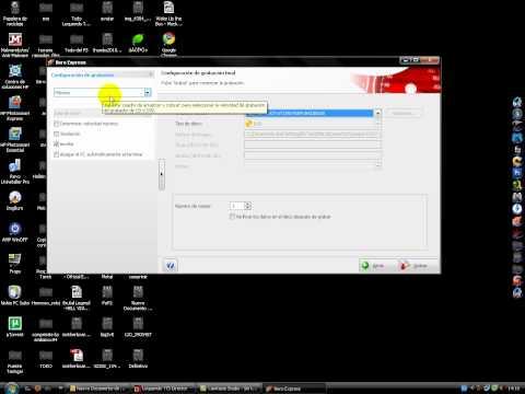 Grabar juegos de PS2 con Nero Express - zKeraTz - HD