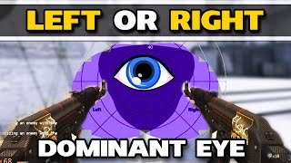 getlinkyoutube.com-RIGHT OR LEFTHANDED VIEWMODEL? What is your dominant eye? CSGO Tutorial
