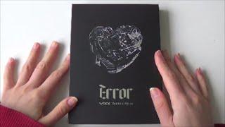 getlinkyoutube.com-Unboxing VIXX 빅스 2nd Mini Album Error