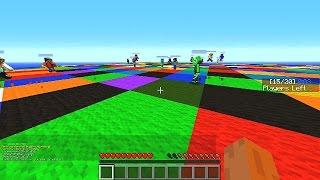 getlinkyoutube.com-Minecraft Mini-Games: PARTY #3 with Vikkstar, JeromeASF, CraftBattleDuty & WillBarlow