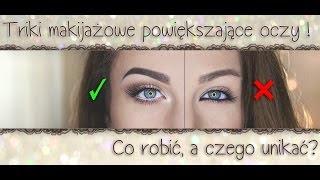 getlinkyoutube.com-** Triki makijażowe - jak powiększyć oczy i czego unikać? **