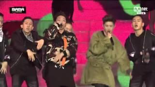getlinkyoutube.com-iKON LIVE Full Performance @ MAMA 2015 in Hongkong