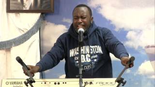 getlinkyoutube.com-Rev Baruti Kasongo * LE MESSAGE DE BRANHAM N'ECHOUERA PAS*