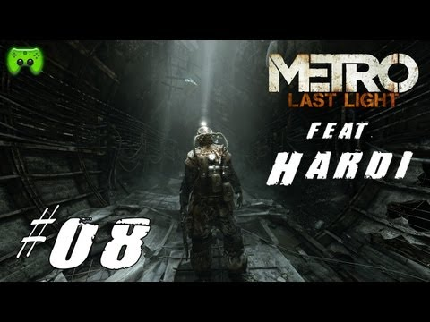 Let's Play Metro: Last Light #008 [Deutsch] [HD] - Ganz viel krabbeln