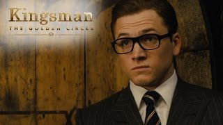 Kingsman: The Golden Circle | Trailer Tomorrow | 20th Century FOX
