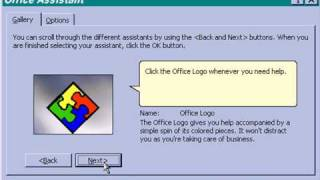 getlinkyoutube.com-Microsoft Office 97 Office Assistants