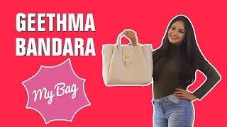 සංගීතේ නාට්යයේ අසෙනිගේ බෑග් එකේ තිබුණ දේවල් | My Bag With Geethma Bandara