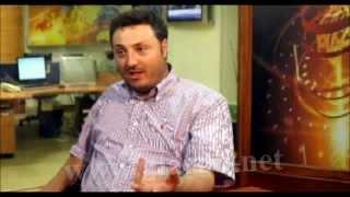 عباس ناصر يكشف حقيقة غسان بن جدو