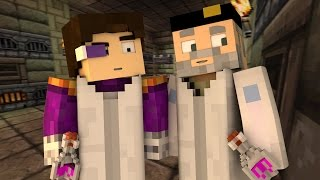 Minecraft | LOS QUÍMICOS!! c/ Vegetta | Minijuego BUILD BATTLE