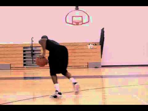 Dre Baldwin: Jab Crossover Step Drive Dunks | NBA Scoring Moves LeBron James Workout