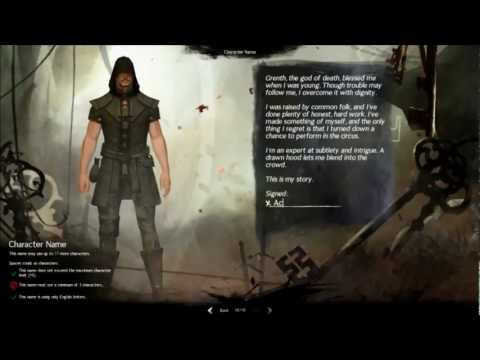 Guild Wars 2: Gameplay Video - Ep.1 -(BECOME AN ASSASSIN!)