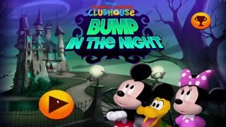 getlinkyoutube.com-Bump In The Night Disney Mickey Mouse Club House Disney Junior Games ONLİNE FREE GAMES