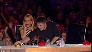 getlinkyoutube.com-Britain's Got Talent || Golden Buzzer 2016
