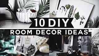 getlinkyoutube.com-10 DIY Room Decor Ideas for 2017 (Tumblr Inspired) 💡 ✂️ 🔨 Minimal & Affordable!