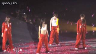 getlinkyoutube.com-YoonYul 윤율 Moment #30 - Rhythm Nation Dance-Off 1st Asia Tour Concert [HD]
