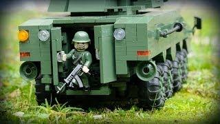 getlinkyoutube.com-[MOC] COBI KTO Rosomak / Patria AMV XC-360P