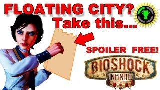 getlinkyoutube.com-Game Theory: Why Living on BioShock Infinite's Floating City Would Suck!