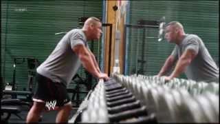 John Cena vs the Rock at WrestleMania 28 april 1, 2012 miami, florida promo