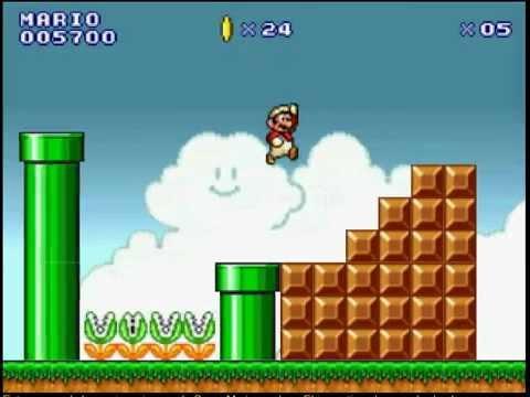 Juego Mario Bros Flash 2