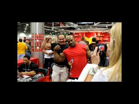 Ronnie Coleman - 2011 Arnold Classic