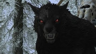 getlinkyoutube.com-Skyrim - Werewolf Farmer (RANDOM ENCOUNTER)
