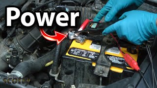 getlinkyoutube.com-Fixing A Dead Car With No Electrical Power