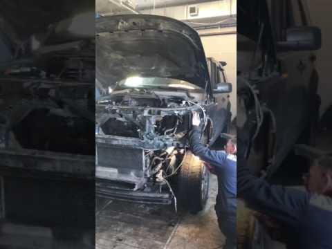 Land Rover - ремонт ДВС на СТО Quattro