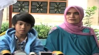 Ditinggal Anak, Ibunda Iqbal Coboy Junior Galau